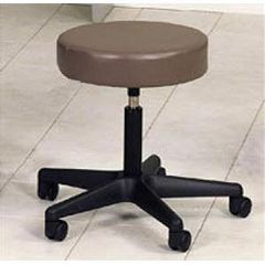 Clinton Industries Stool With Black Base