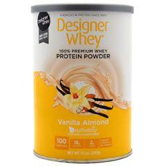 Designer Protein Designer Whey - Vanilla Almond