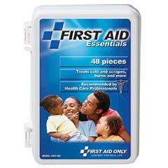 First Aid Only Inc. 48 Piece All-Purpse First Aid Kit