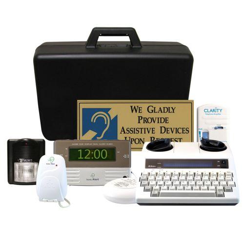 Williams Sound FM ADA Compliance Kit Model 083 586175 01