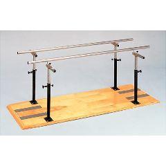 Clinica Parallel Bars - Platform Mount