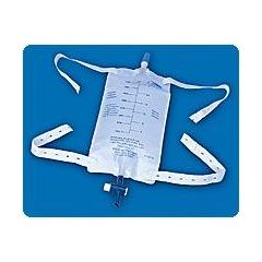 Bard Medical Urinary Leg Bags with Secure Glide Drainage Valve