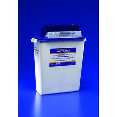 SharpSafety Pharmasafety Waste Disposal Container