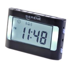 Serene Innovations Inc Serene Innovations VA3 Vibrating Travel Alarm Clock