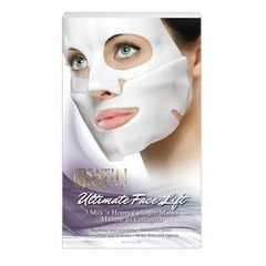 Satin Smooth Ultimate Face Lift Mask
