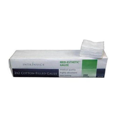 ScripHessco Intrinsics 2 X 2 Cotton-Filled Gauze, 5,000 count Model 283 0324