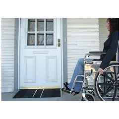 Self Supporting Threshold Ramps - Wheelchair Ramp