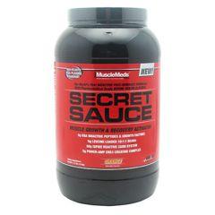 Muscle Meds Secret Sauce - Orange