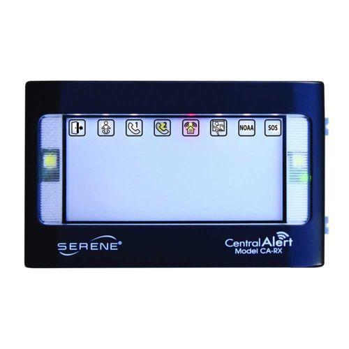 Serene Innovations Inc Serene Innovations CentralAlert Notification System Remote Receiver Model 141 572143 00