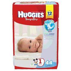 Kimberly Clark Professional HUGGIES Snug and Dry