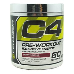 Chrome Series Cellucor Chrome Series C4 - Berry Bomb