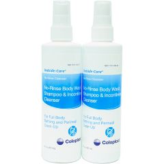 Bedside-Care No Rinse Shampoo and Body Wash