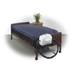"Mason Medical 10"" True Low Air Loss Mattress System with Pulsation"