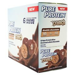 Pure Protein Pure Protein Crunch Bites - Double Chocolate