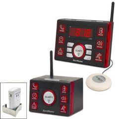 Plantronics, Inc. Clarity AlertMaster AL10K Visual Alert System with AL12 Receiver