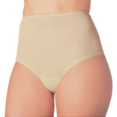 Wearever Women's Incontinence Cotton Comfort Panties Beige