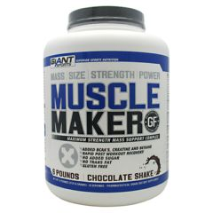 Giant Sports Products Muscle Maker - Chocolate Shake