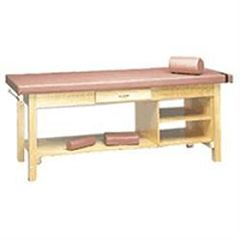 Bailey Manufacturing Treatment Table With Drawer & Shelf