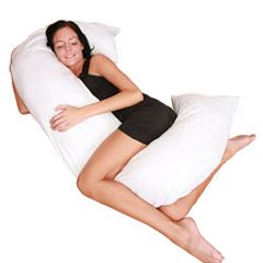 Better Sleep Pillow C-Full Body Pillow