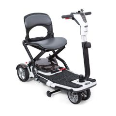 Go-Go Folding 4 Wheel Mobility Scooter Lithium Batteries | FDA Class II Medical Device*