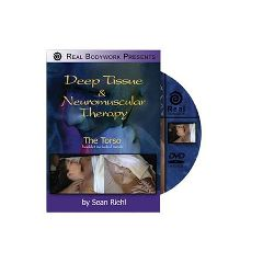 Real Bodywork Deep Tissue & NMT -Torso Dvd