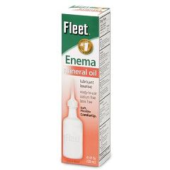 Fleet Enema - Mineral Oil Laxative, 4.5  oz