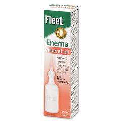 Fleet Enema - Mineral Oil Laxative, 4.5  oz