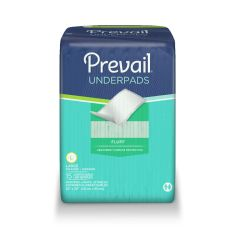 "Prevail  Fluff Underpads - 23"" x 36"" Green"