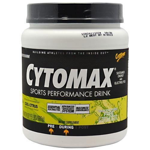 CytoSport Cytomax - Cool Citrus Model 827 583554 02