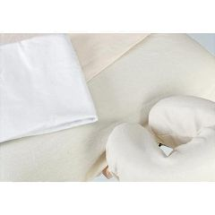 Universal Massage Products Deluxe Brushed Flannel Flat Sheet