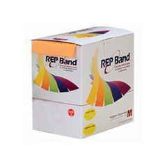 REP Band Latex-Free Exercise Bands (50 yards)