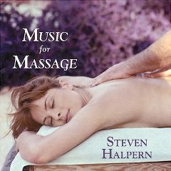 Music Design Music For Massage CD By Steve Halpern
