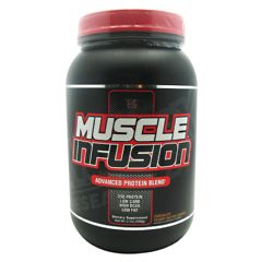 Nutrex Muscle Infusion - Chocolate Peanut Butter Crunch