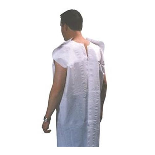 TIDI Products White Disposable Gowns Model 765 0007
