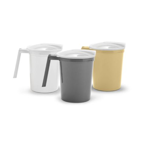 Medline Non-Insulated Plastic Pitchers