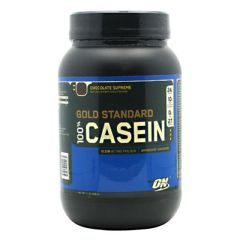 Gold Standard Optimum Nutrition Gold Standard 100% Casein - Chocolate Supreme