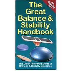 Fitball The Great Balance & Stability Handbook