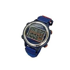 Global Assistive Devices Global VibraLITE 12 Vibrating Watch with Red & Blue Band
