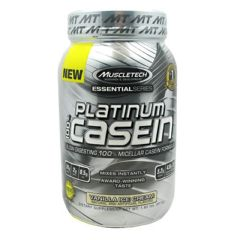 Essential Series MuscleTech Essential Series 100% Platinum Casein - Vanilla Ice Cream