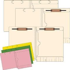 Integrated Filing Solutions 11 PT Pocket Folder Without Fastener, 50/Box
