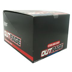 Nutrex Outrage Energy Shot - Blue Raspberry