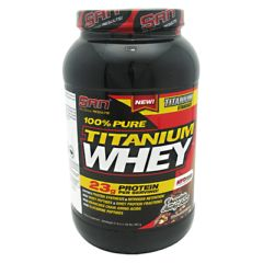 SAN Titanium Whey - Chocolate Rocky Road