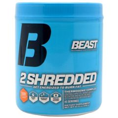 Beast Sports Nutrition 2 Shredded - Orange Mango