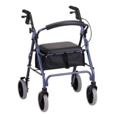 "Zoom Rolling Walker - 22"" Seat Height"