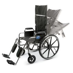 Medline Reclining Wheelchairs