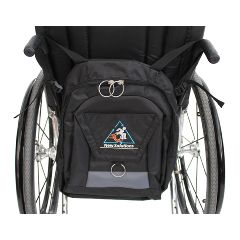 New Solutions Easy Access Deluxe Wheelchair Backpack