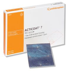 Smith & Nephew Acticoat 7 Silver Barrier Dressing