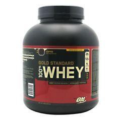 Gold Standard Optimum Nutrition Gold Standard 100% Whey - Coffee