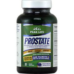 Peak Life Prostate