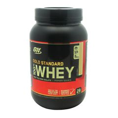 Gold Standard Optimum Nutrition Gold Standard 100% Whey - Cake Donut